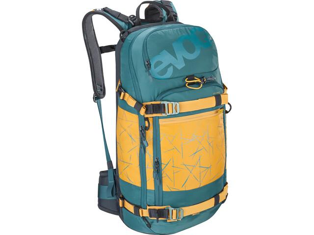 EVOC FR Pro Plecak 20l, petrol-loam